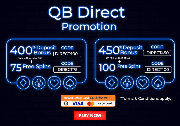 QB Direct Promotion